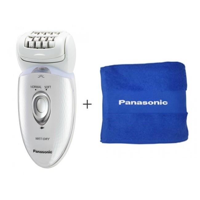 Epilator  Panasonic ES-ED53-W503, alb Panasonic + ---PROSOP CADOU