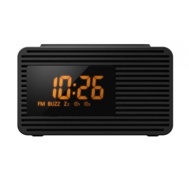Aparat de radio FM cu ceas negru RC-800EG-K Panasonic