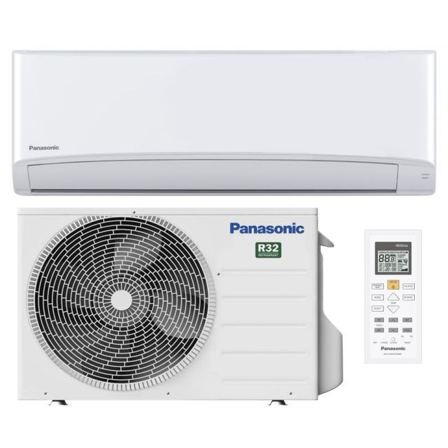 Aparat aer conditionat Panasonic Compact Inverter, Clasa A++, R32, KIT-TZ60TKE, 21000BTU