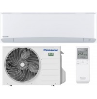 Aparat aer conditionat Panasonic Etherea Inverter+, Clasa A+++, R32, KIT-Z35VKE, 12000BTU, alb mat, KIT WI-FI INTEGRAT, Resigilat