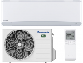 Aparat aer conditionat Panasonic Etherea Inverter+, Clasa A+++, R32, KIT-Z25VKE, 9000BTU, alb mat, KIT WI-FI INTEGRAT
