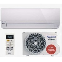 Aparat aer  conditionat Panasonic   KIT KE25TKE   Inverter, 9000BTU, Clasa A++, R410a, alb