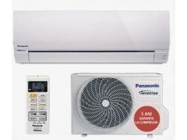 Aparat aer  conditionat Inverter, 9000BTU, Clasa A++, R410a - KIT-KE25TKE Panasonic, alb