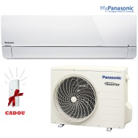 Aparat de aer conditionat Panasonic KIT E12PKEA pentru camere tehnice si camere de server +CADOU interfata Wi Fi