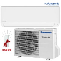 Aparat aer  conditionat Panasonic   KIT TE35TKE   Inverter, 12000BTU, Clasa A++, R410A, + CADOU intefata Wi Fi