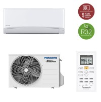 Aparat aer conditionat Panasonic Compact Inverter, Clasa A++, R32, KIT-TZ20TKE-1, 7000BTU