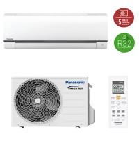 Aparat aer conditionat Inverter, 21000BTU, Clasa A++, R32 - KIT-FZ60WKE Panasonic, Wi-Fi integrat