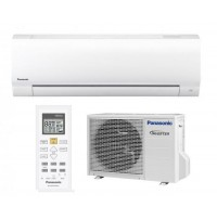 Aparat aer conditionat Panasonic Inverter, Clasa A++, R410a, KIT-KE25TKE, 9000BTU alb