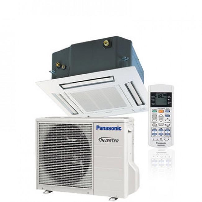 Aparat aer conditionat tip caseta de tavan KIT-Z50UB4, 18000BTU Panasonic
