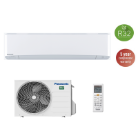 Aparat aer conditionat Panasonic Etherea Inverter+, Clasa A+++, R32, KIT-Z35TKE, 12000BTU, R32, alb mat