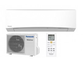 Aparat aer conditionat Inverter, 9000BTU, Clasa A++, R410a,- KIT-TE25TKE Panasonic ,alb