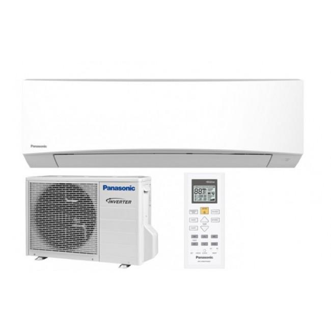 Aparat aer  conditionat Inverter, 12000BTU, Clasa A++, R410a - KIT-KE35TKE ,Panasonic, alb