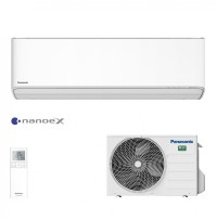 Aparat aer conditionat Panasonic Etherea Inverter+, Clasa A+++, R32, KIT-Z50XKE, 18.000BTU, R32, alb mat, kit Wi-Fi integrat