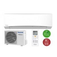 Aparat aer  conditionat Panasonic   KIT TZ35TKE   Inverter, 12000BTU, Clasa A++, R32, alb