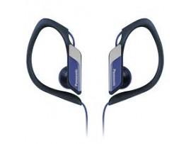 """Casti tip """"Clip"""", difuzor de 14.3mm RP-HS34E-A  Panasonic,albastru"""
