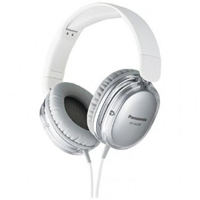 "Casti audio tip ""monitor""create special pentru iPhone,Android RP-HX350E-W Panasonic,alb"