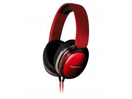 "Casti audio tip ""monitor""create special pentru iPhone,Android RP-HX350E-R Panasonic,rosu"