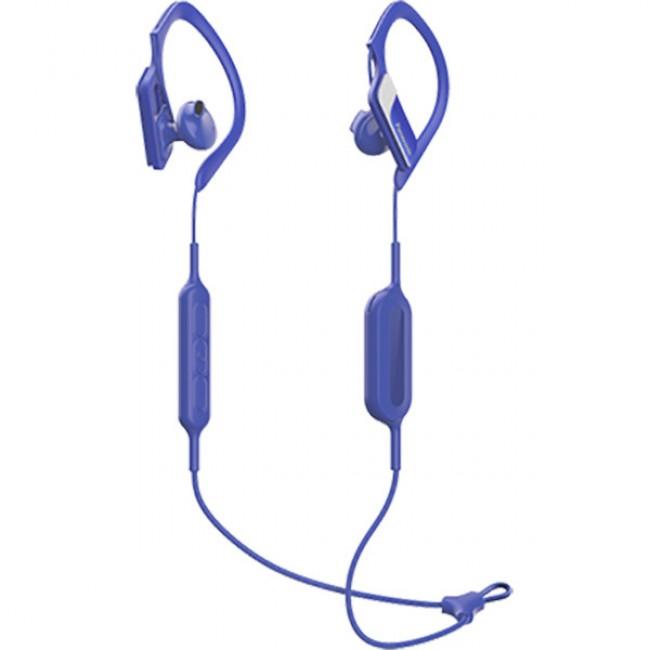 Casti Bluetooth pentru activitati  sportive RP-BTS10E-A Panasonic , Albastru