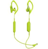 Casti Bluetooth pentru activiati  sportive RP-BTS10E-Y Wireless, Panasonic , Galben
