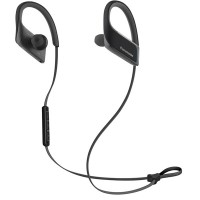 Casti in ear cu microfon Bluetooth PANASONIC RP BTS30E K, Black