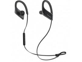 Casti Bluetooth pentru activitati sportive RP-BTS30E-K, Panasonic , Negru