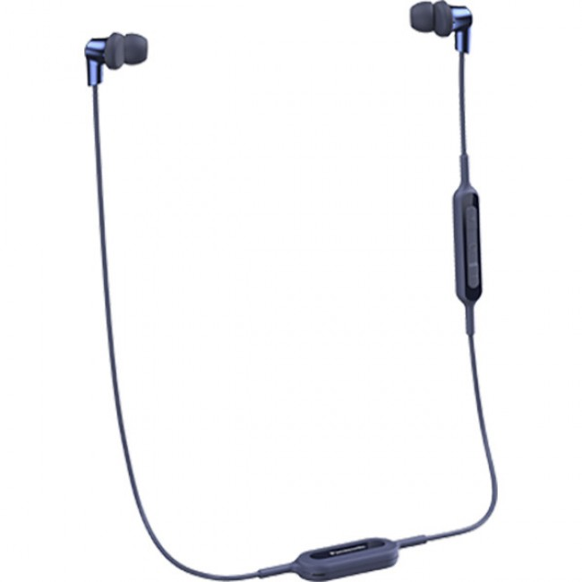 Casti in-ear  Neck Band RP-NJ300BE-A,Panasonic , Albastru