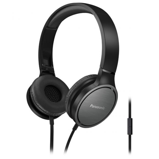 Casti tip monitor  RP-HF500ME-K  Panasonic, negru