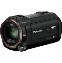 Camera video HC-V770EP-K,zoom optic 20x, Stabilizarea de imagine pe 5 axe HYBRID OIS+ Full HD  Panasonic