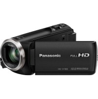 Camera video HC-V180EP-K,Zoom optic 50x,Unghi larg de 28mm,Panasonic