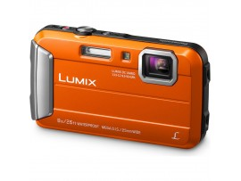 Lumix DMC-FT30 - aparat foto subacvatic - albastru  design robust,Panasonic