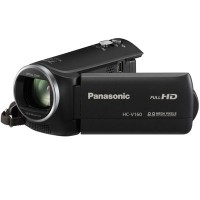 Camera video Panasonic HC V160EP K