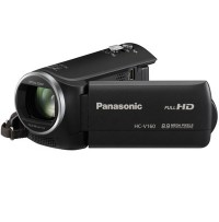 Camera videoRezolutie Full HD 1080p 60fps,Zoom optic 38x Panasonic HC-V160EP-K,Panasonic