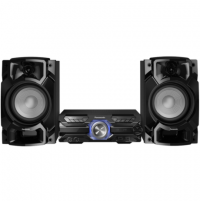 Sistem audio High Power SC-AKX520E-K, 650 W, Bluetooth, negru Panasonic
