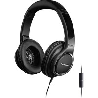 Casti on ear PANASONIC RP HD6ME K, Black