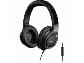 Casti on-ear RP-HD6ME-K, Panasonic , Negru