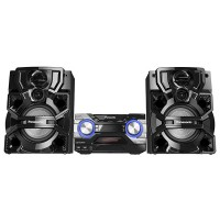 Sistem audio High Power SC-AKX660E-K, 1700W, Bluetooth, negru,Panasonic