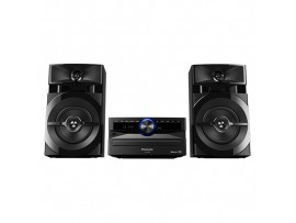 Minisistem audio SC-UX102EK, 300W, Bluetooth, USB