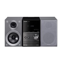 Microsistem,SC-PM600EG-S, 40W, FM, CD, USB, Bluetooth, negru, TESTARE in Showroom Panasonic