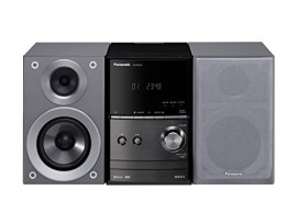 Microsistem,SC-PM600EG-S, 40W, FM, CD, USB, Bluetooth, negru, Panasonic