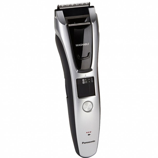 Aparat de tuns parul si barba WET/DRY, lavabil, ER-GB70-S503 Panasonic