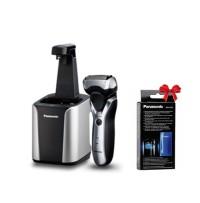 Aparat de ras ES-RT87-S503 Panasonic  + Detergent special WES4L03 pentru sistem de curatare Panasonic CADOU