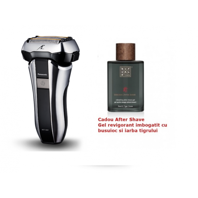 Aparat de ras compact PANASONIC ES-CV51-S803, --- Retur in 30 de zile -- AFTER SHAVE CADOU