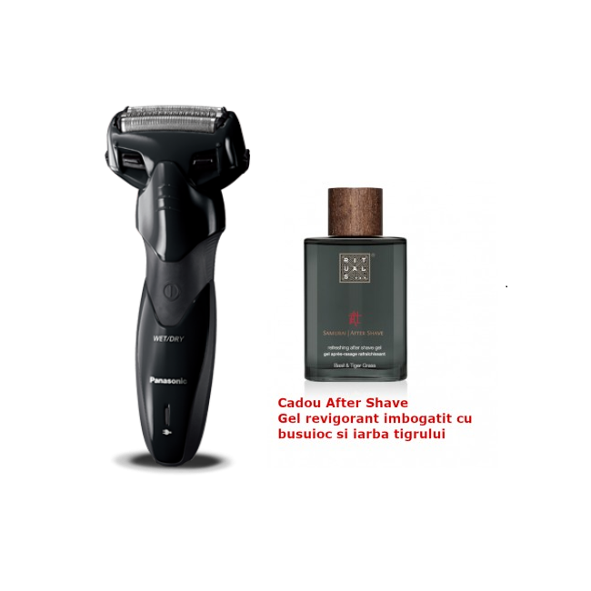 Aparat de ras Panasonic ES-SL33-K503   + -- AFTER SHAVE CADOU --- Retur in 30 de zile