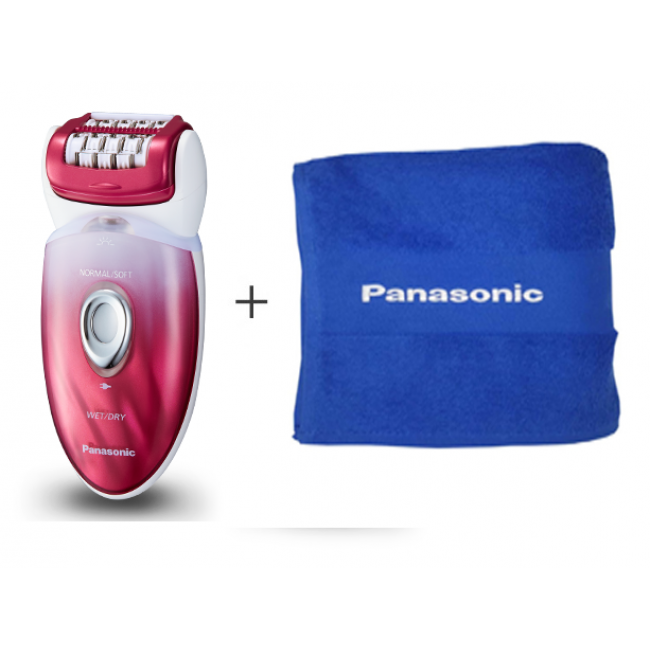 Epilator Wet/Dry 6 in 1,  ES-ED92RP503 Panasonic + ---PROSOP CADOU