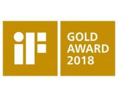 Gold Award 2018