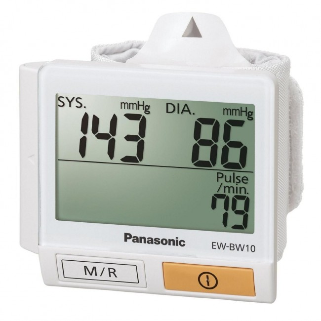 Tensiometru automat pentru incheietura, EW-BW10W800 Panasonic
