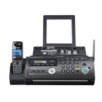 Fax Panasonic KX FC268FXT, cu hartie A4