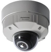 Camera super dinamica HD Dome IP Panasonic WV-SFV310, antivandal