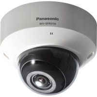 Camera super dinamica HD Dome IP de retea Panasonic WV SFN310, de interior