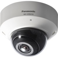 Camera super dinamica HD Dome IP de retea Panasonic WV-SFN310, de interior